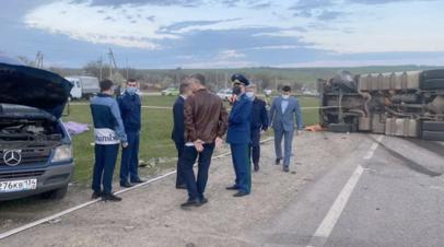 Прокуратура нашла грубые нарушения при перевозке детей, попавших в ДТП на Ставрополье
