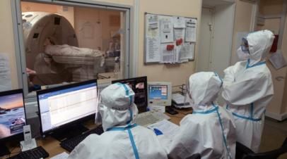 Ситуация остаётся напряжённой: в Минздраве предложили вакцинировать пациентов из групп риска при выписке из стационара
