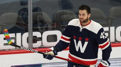 Назаров  о штрафе Уилсона: никто в НХЛ не запретит драки