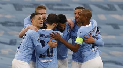 Дубль Мареза и удаление Ди Марии: Манчестер Сити обыграл ПСЖ и впервые в истории вышел в финал Лиги чемпионов