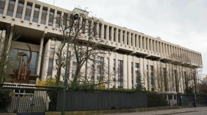 Не способствует выправлению ситуации: дипмиссия России назвала вызов посла в МИД Франции частью демарша ЕС