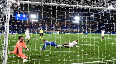 Маунт стал вторым англичанином с 2008 года, забившим за Челси в полуфинале ЛЧ