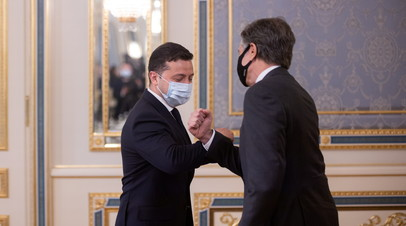 Эксперт оценил заявление Зеленского о поддержке США суверенитета Украины