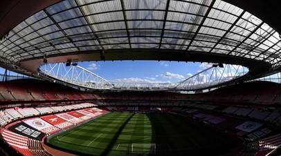 Арсенал и Вильярреал огласили стартовые составы на ответный матч 1/2 финала ЛЕ