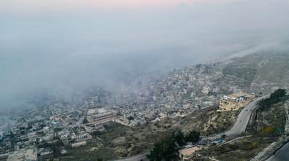 Террористы совершили 52 обстрела в идлибской зоне деэскалации в Сирии