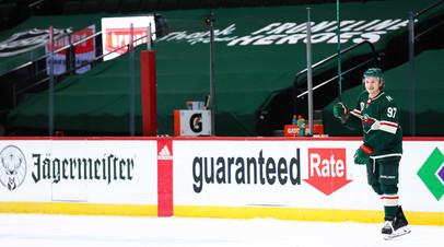 Капризов и Шестёркин вошли в число претендентов на Колдер Трофи по версии сайта НХЛ