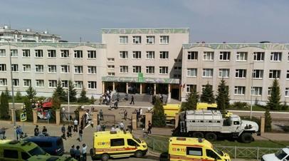 В больницах остаются 23 пострадавших при стрельбе в казанской школе