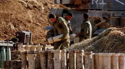 Один человек погиб в пригороде Тель-Авива в результате ракетного удара из сектора Газа