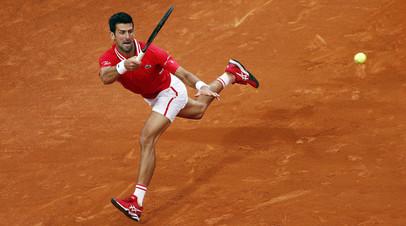 Джокович поднялся на вторую строчку в чемпионской гонке ATP