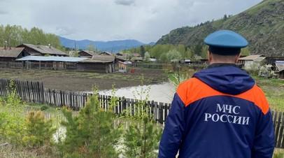 В Хакасии ввели режим ЧС из-за паводков