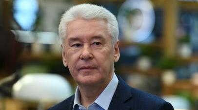 Собянин отметил важность вакцинации от коронавируса перед летним отпуском