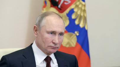 Путин поручил устранить барьеры при получении соцуслуг