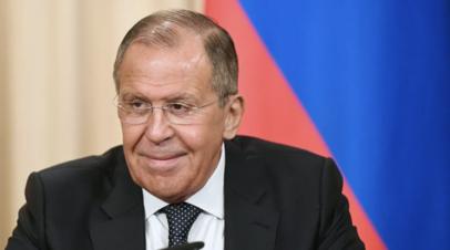 Лавров предостерёг Анкару от поощрения агрессивных идей Киева по Крыму