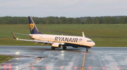 Кремль надеется на получение информации от Лукашенко по инциденту с самолётом Ryanair