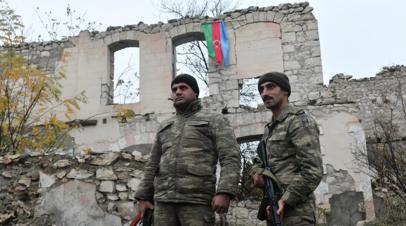 Замглавы МИД России провёл переговоры с представителем ЕС по Южному Кавказу
