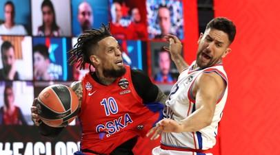 Итудис заявил, что ЦСКА слишком осторожно играл с Эфесом в Финале четырёх Евролиги