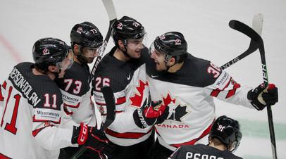 Стало известно, при каких раскладах Канада не выйдет из группы на ЧМ-2021