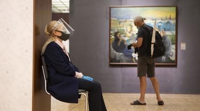 В Третьяковской галерее рассказали, как музей пережил коронавирусный год