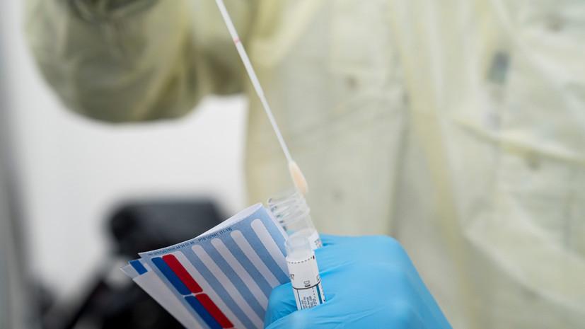 В России за сутки выявили 9500 случаев заболевания коронавирусом