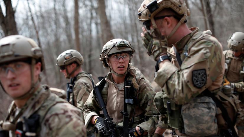 «Это не слабость»: как шеф Пентагона связал Россию и Китай со спорами об инклюзивной кадровой политике армии США