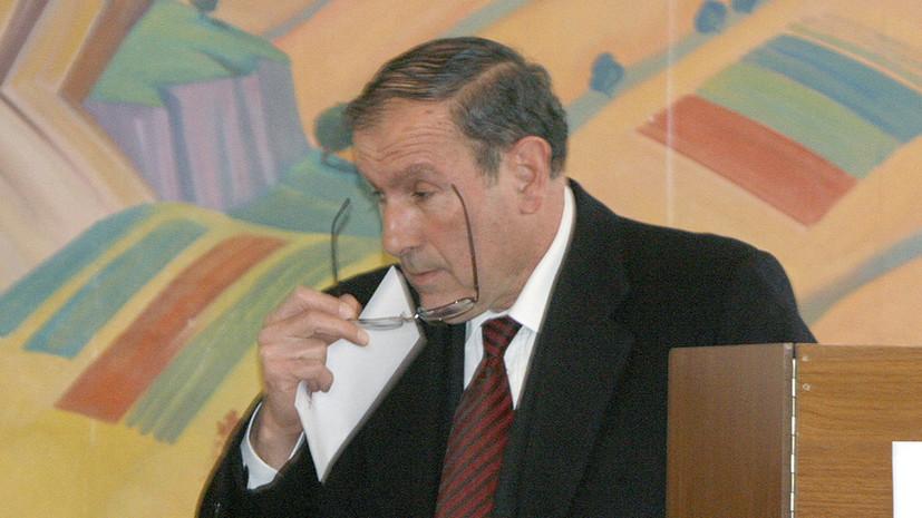 Экс-президент Армении отказался от предвыборных дебатов с Пашиняном