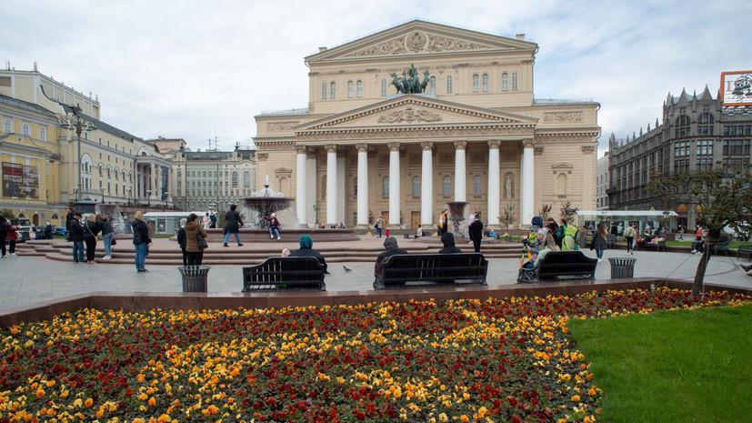 Более 200 сортов цветов украсят улицы Москвы летом