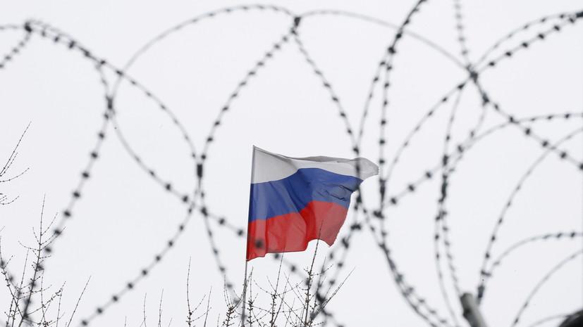 Чемезов оценил западные санкции