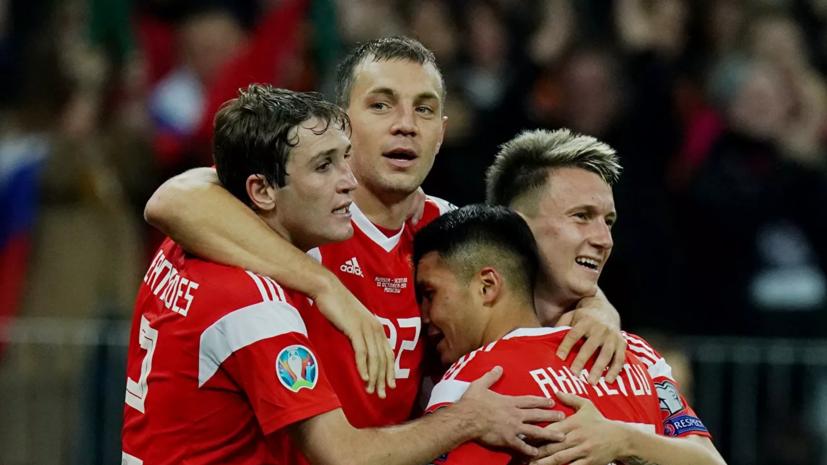 Черчесов объяснил выбор состава сборной России по футболу на Евро-2020