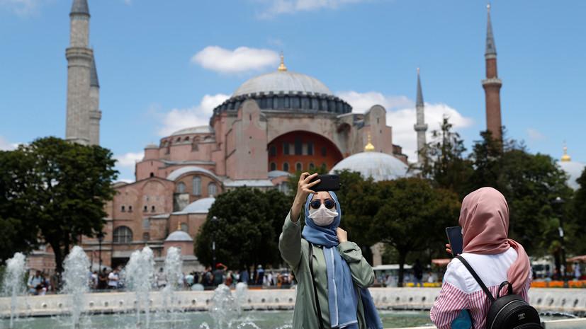 В Ростуризме надеются на открытие Турции к июлю
