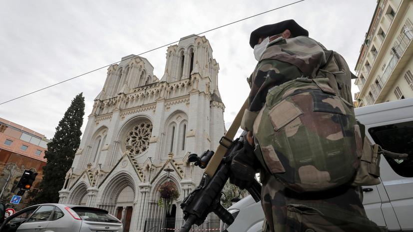 Суд по делу о теракте в Ницце состоится осенью 2022 года