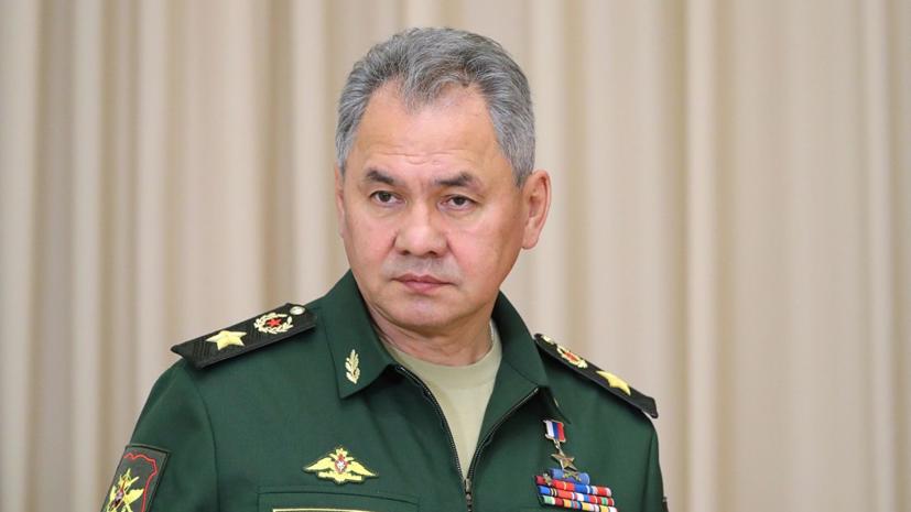 Шойгу заявил о планах по развитию военного сотрудничества с Сербией