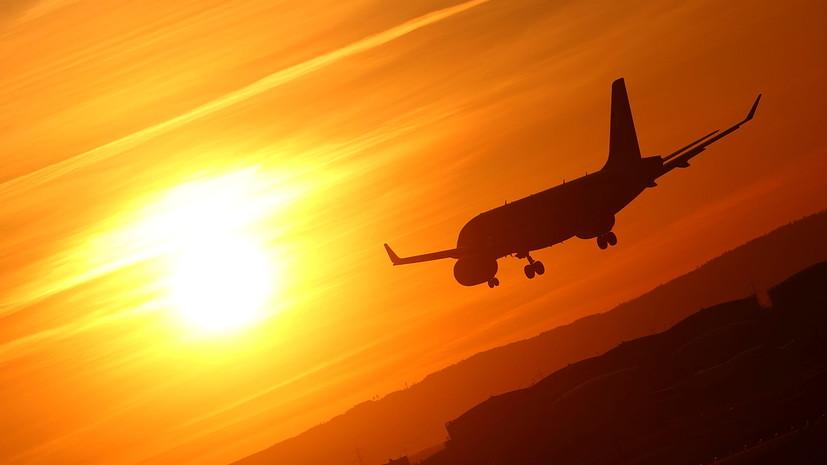 В Крыму оценили угрозы Украины по поводу запуска авиарейсов из Минска на полуостров