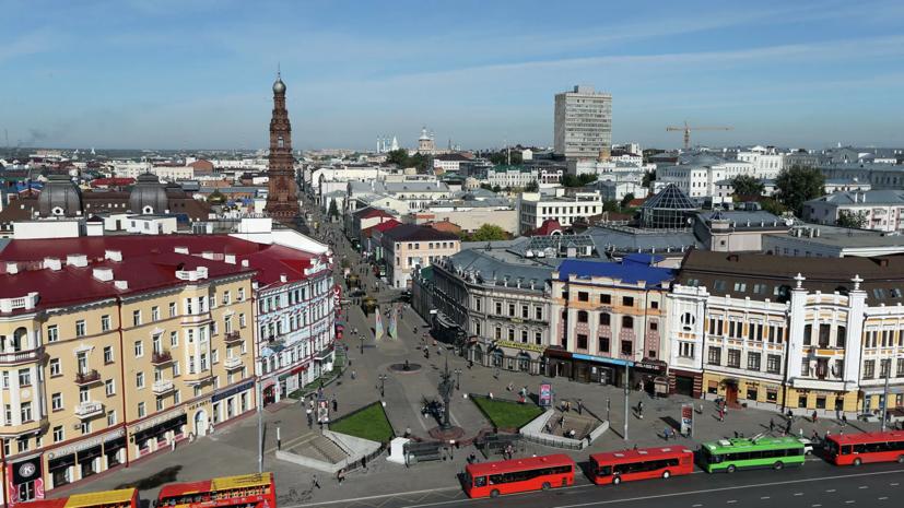 Казань и Кишинёв подписали протокол о дружественных отношениях
