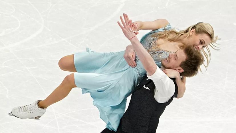 Жулин рассказал о новом произвольном танце Синициной и Кацалапова