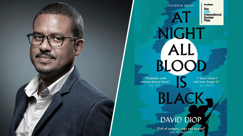 «Ночью вся кровь черна»: названы имена лауреатов международной Букеровской премии — 2021