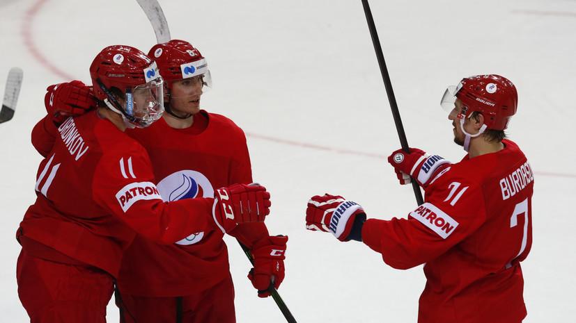 Анисин о составе канадцев на ЧМ по хоккею: пускай хоть пионеров привозят