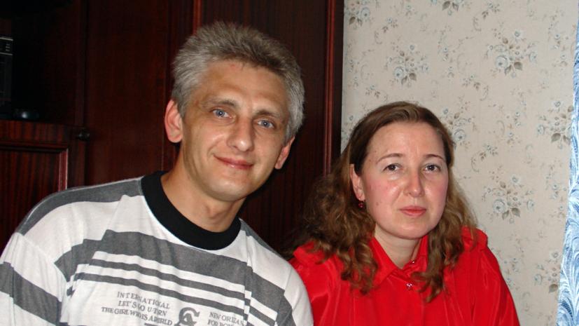 Елена Сапрыкина из Донецка лишилась мужа в ходе обстрела ВСУ
