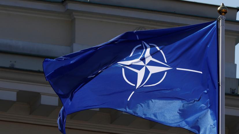 В НАТО намерены обсудить «модель действий России» у границ Украины