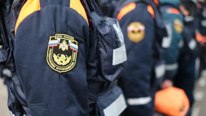 Троих детей ищут под завалами обрушившегося дачного дома под Воронежем