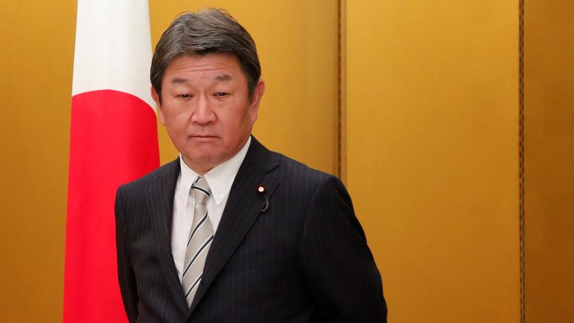 МИД Японии прокомментировал протест России из-за действий японских рыбаков