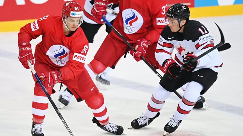 Михайлов назвал позором поражение России от Канады на ЧМ