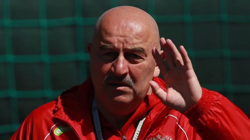 Черчесов выразил надежду, что де Брёйне сыграет против сборной России на Евро-2020