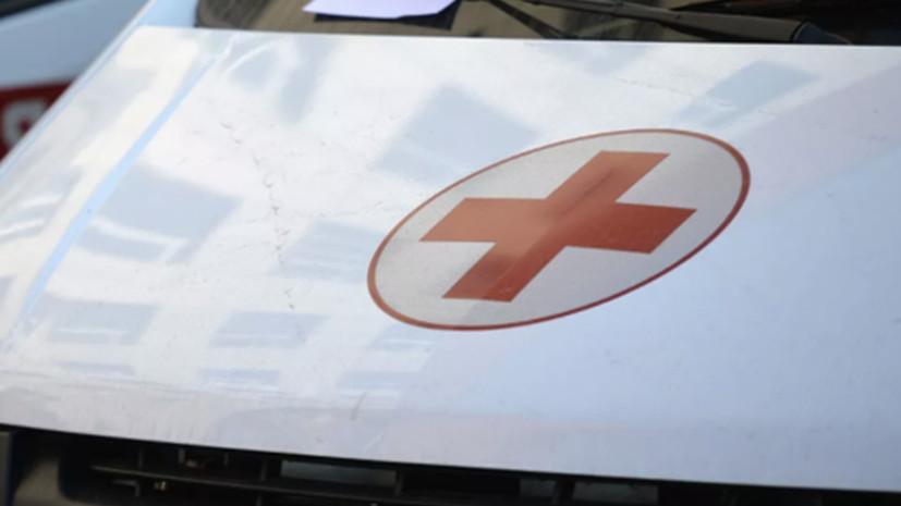 Трое пострадали при аварийной посадке военного вертолёта в Киргизии