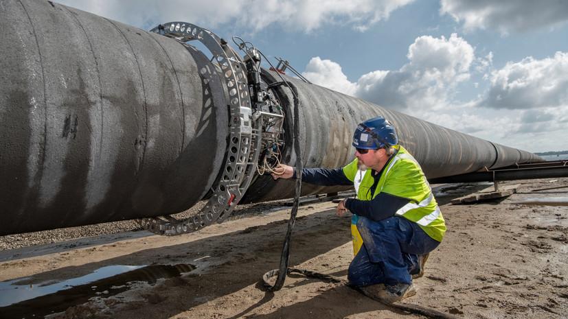 Экологические интересы: как развивается ситуация с отзывом разрешения на строительство Baltic Pipe