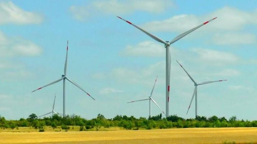 В Ростовской области построят ещё один ветропарк