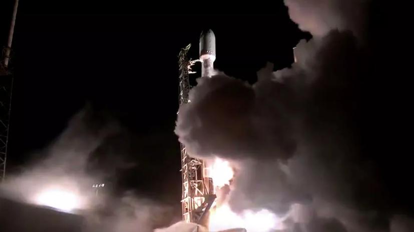 Компания SpaceX вывела спутник SXM-8 на орбиту