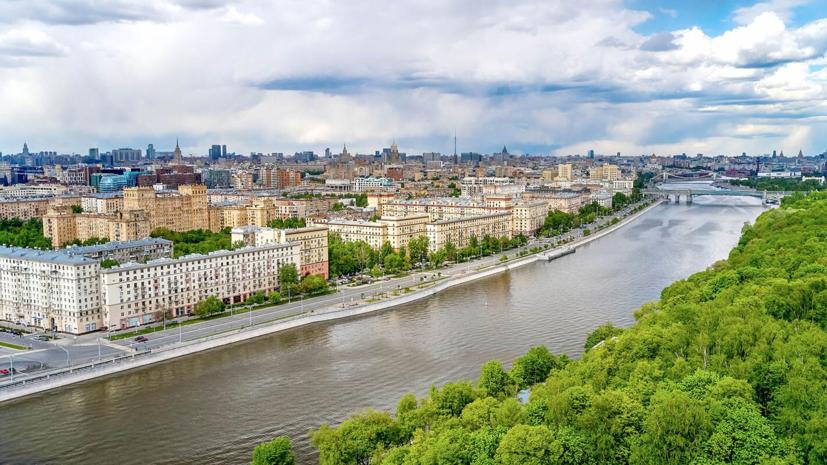 В Москве рассказали о реализации экологических проектов