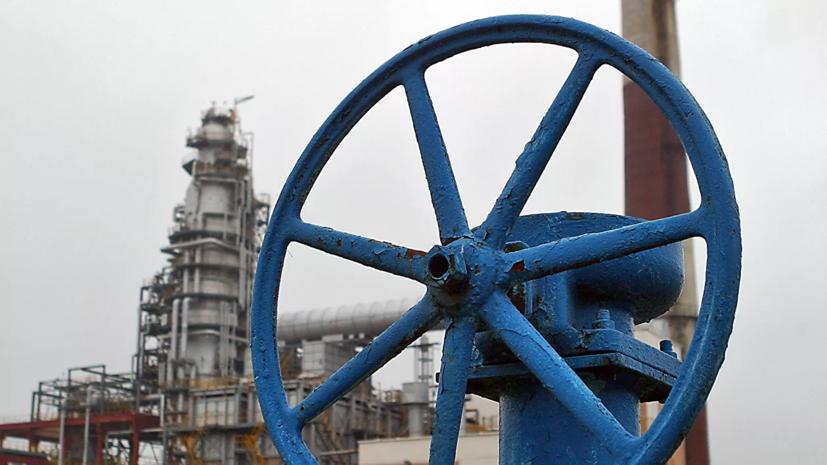 Крупные российские компании подписали соглашение о транспортировке жидких углеводородов
