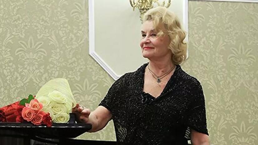 Солист Мариинского театра Герелло выразил соболезнования в связи со смертью Волковой