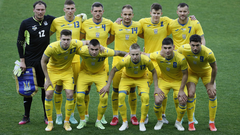 «Для них спорт и политика — единое целое»: в РФ осудили решение УЕФА утвердить форму сборной Украины с силуэтом Крыма